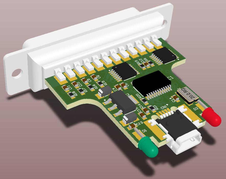 Uc100 Usb Controller For Mach3 Cau Cau