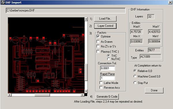 Mach3 CNC Controller | Cau Cau